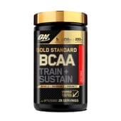 GOLD STANDARD BCAA TRAIN + SUSTAIN 266g - OPTIMUN NUTRITION