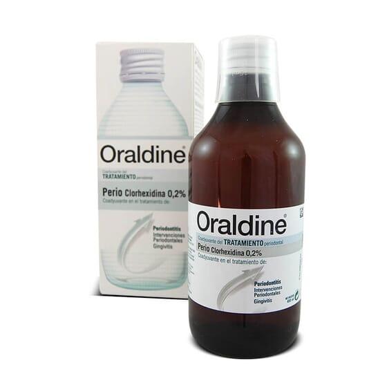 Oraldine Perio Clorhexidina 0,2% - 400 ml da Oraldine