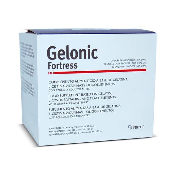 GELONIC FORTRESS 20 x 13,2 g - OTC