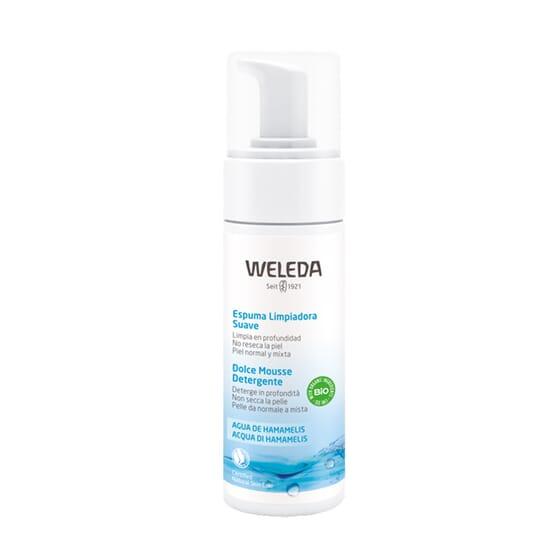 ESPUMA LIMPIADORA SUAVE 100 ml de Weleda