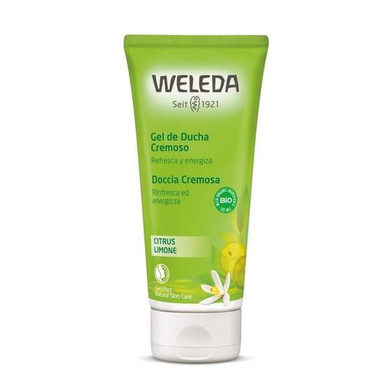 CREMA DE DUCHA CITRUS 200 ml de Weleda