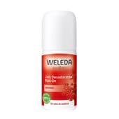 Deodorante Roll-On 24H Melograno 50 ml di Weleda