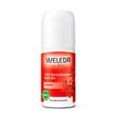 Desodorante Roll-On 24H Granada 50 ml de Weleda