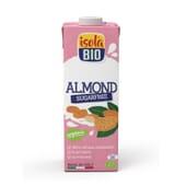 Bebida De Amêndoa Sem Açúcar Bio 1000 ml da Isola Bio