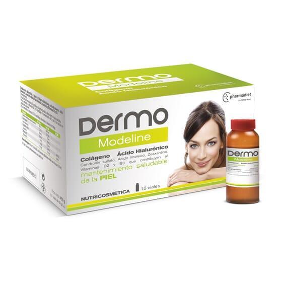 Modeline Dermo 15 x 30 ml da Pharmadiet