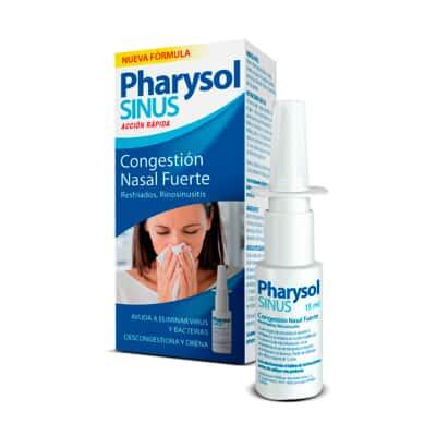 Congestión nasal clara rápidamente