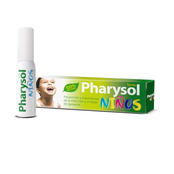 PHARYSOL ENFANTS 20 ml - PHARYSOL