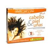 Cabello Piel & Uñas 40 Caps de Pinisan