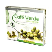CAFE VERDE COMPLEX 30 Caps - PINISAN