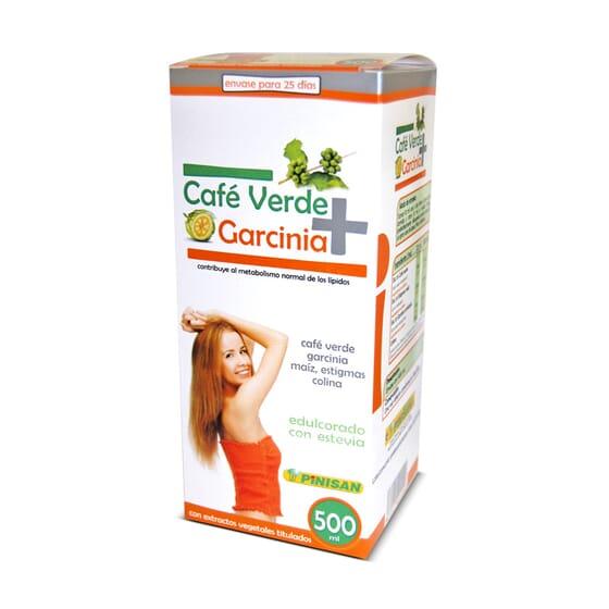 CAFE VERDE + GARCINIA 500ml - PINISAN