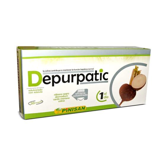 DEPURPATIC 20 x 10 ml - PINISAN