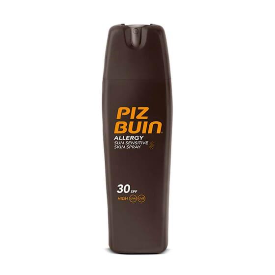 PIZ BUIN ALLERGY SPRAY PEAUX SENSIBLES SPF 30 200 ml - PIZ BUIN
