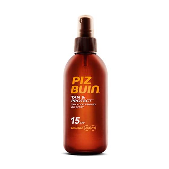 Piz Buin Tan & Protect Aceite En Spray 15 SPF 150 ml da Piz Buin