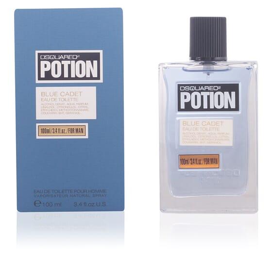 Potion Blue Cadet EDT Vaporizador 100 ml da Dsquared2