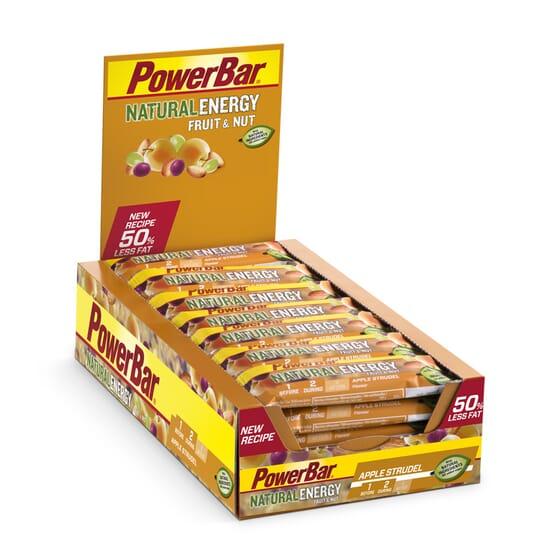 Natural Energy Fruit & Nut 24 x 40g da PowerBar