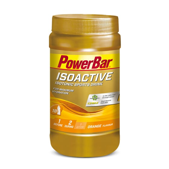 Isoactive 600g da PowerBar