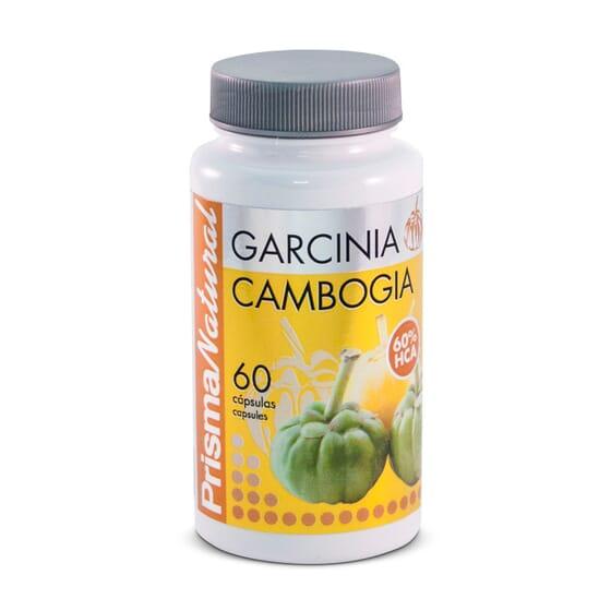 Garcinia Cambogia 800Mg 60 Caps da Prisma Natural