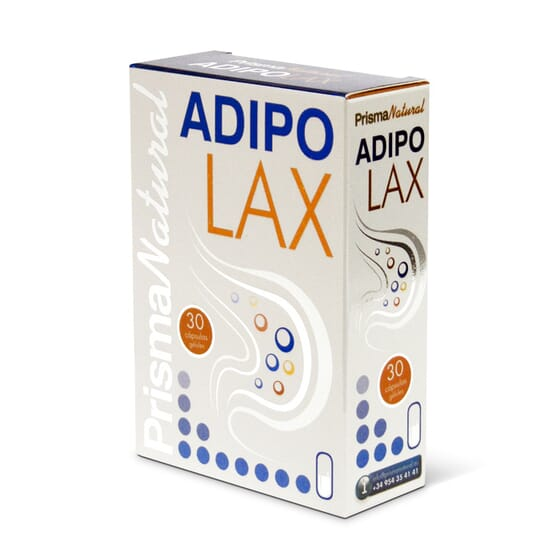 Adipo-Lax 30 Caps da Prisma Natural