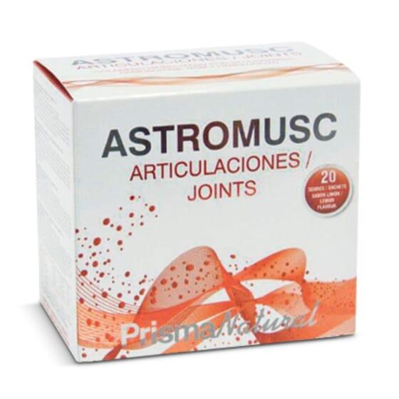 ASTROMUSC ARTICULACIONES 20 Saquetas da Prisma Natural