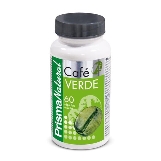 Cafe Verde 60 Caps da Prisma Natural