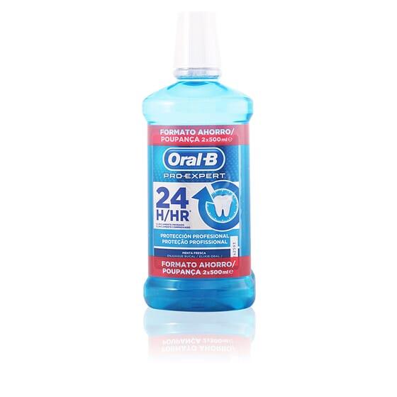 Pro-Expert Proteção Profissional Colutório 2 x 500 ml da Oral-B