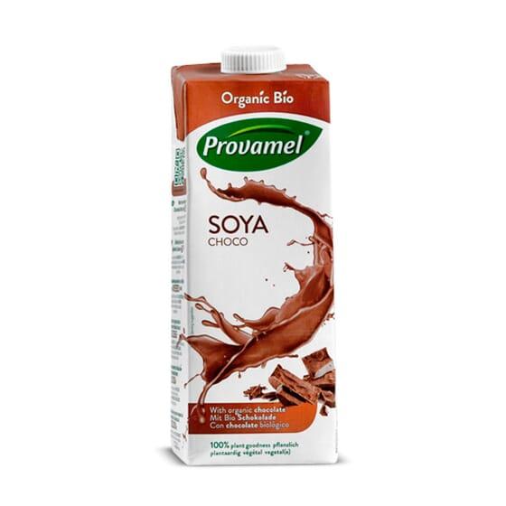 Provamel Bebida De Soja Y Chocolate Bio 1 Litro de Santiveri