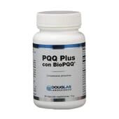 PQQ Plus Con BioPQQ 30 Vcaps de Douglas Laboratories