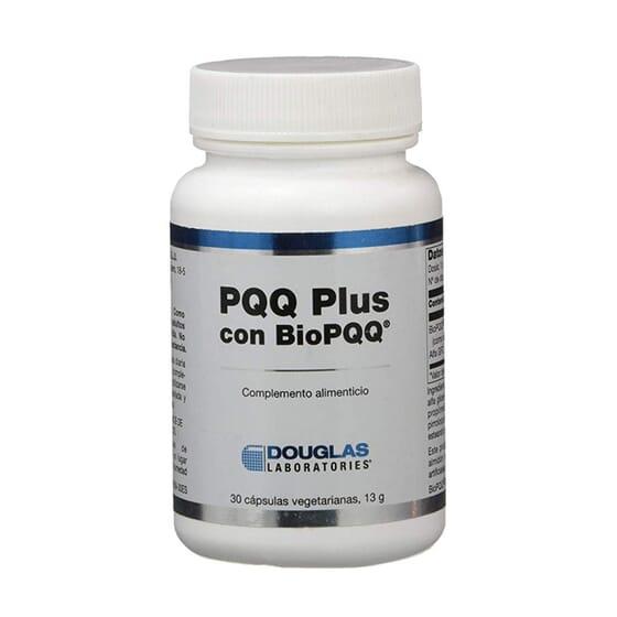 PQQ Plus Con BioPQQ 30 VCaps da Douglas Laboratories