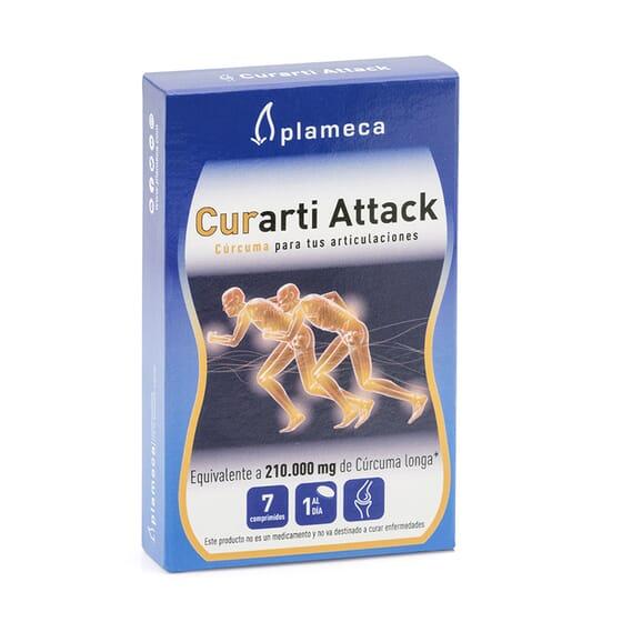 Curarti Attack 7 Pastiglie di Plameca