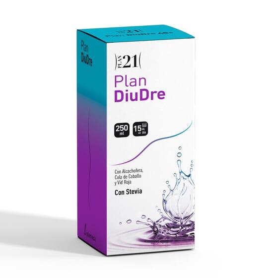 Plan Diudre +Stevia 250 ml di Plameca
