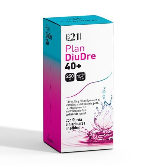 Plan Diudre 40+ 250 ml di Plameca