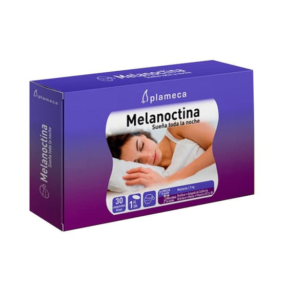 Melanoctina Sonha Toda A Noite 30 Tabs da Plameca