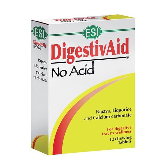 Digestivaid No Acid 12 Tabs da TrepatDiet