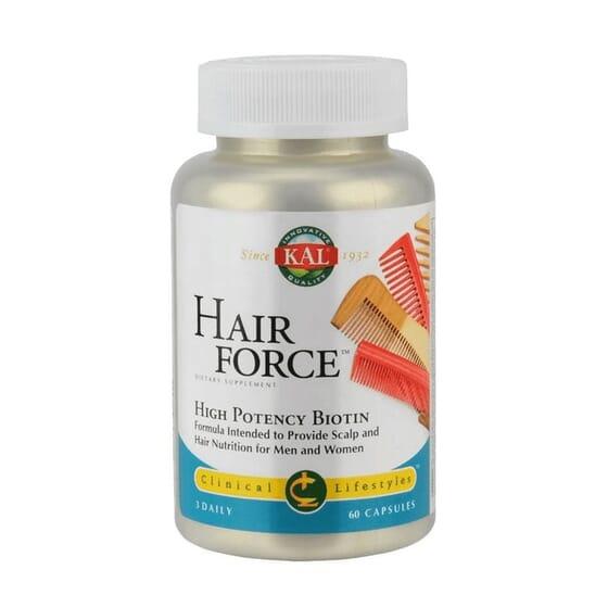 Hair Force 60 Caps de Kal