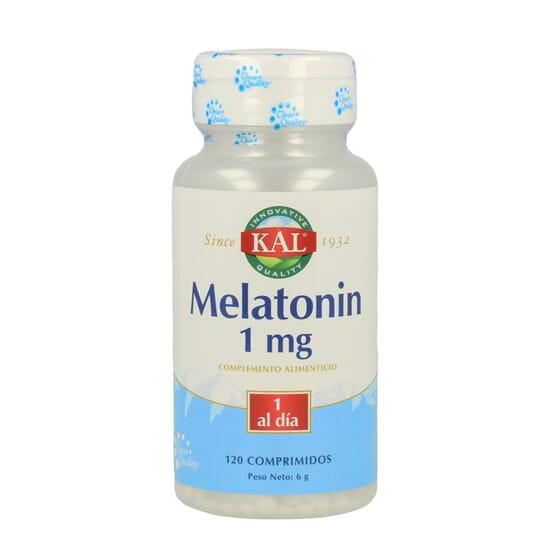 Melatonin 1 mg  120 Tabs da Kal