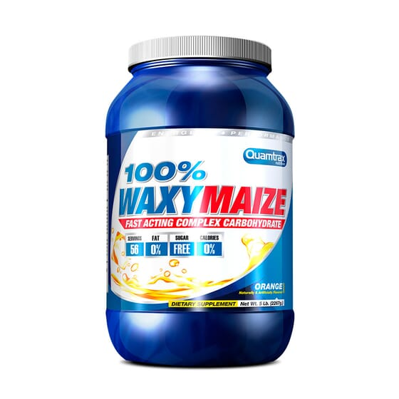 100% WaxyMaize 2267g de Quamtrax