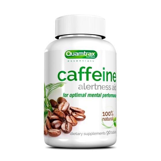 CAFFEINE 180 Tabs de Quamtrax Essentials