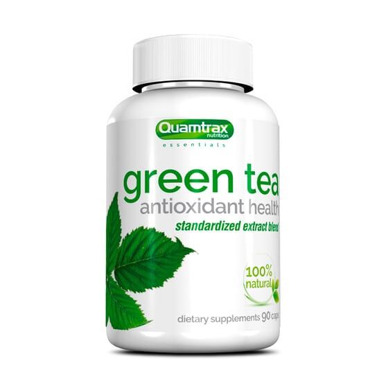 Green Tea 90 Caps da Quamtrax Essentials