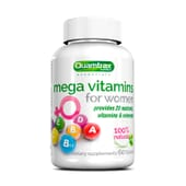 MEGA VITAMINS FOR WOMEN 60 Comprimés - QUAMTRAX