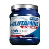 L-GLUTAMINE POWDER 400 g - QUAMTRAX NUTRITION