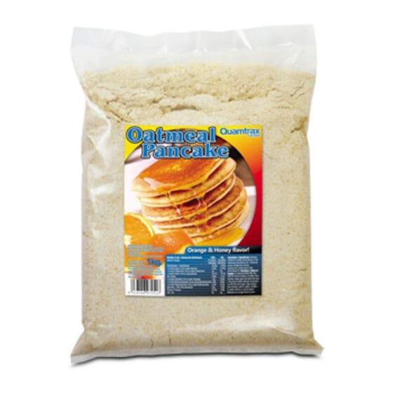 OATMEAL PANCAKE (Tortitas de Avena) 1 kg - QUAMTRAX NUTRITION