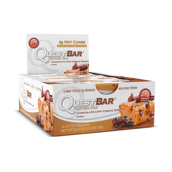 Quest Bar 12 x 60g da Quest Nutrition