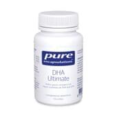 DHA Ultimate 60 Perlas de Pure encapsulations