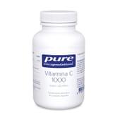 Vitamina C 1000 mg 90 VCaps da Pure encapsulations