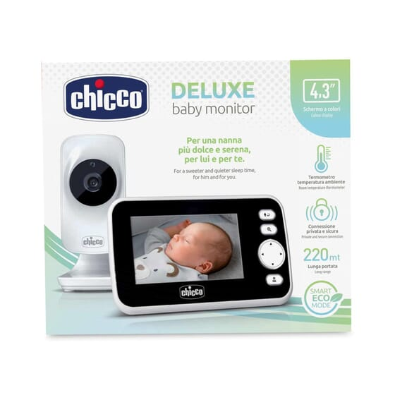 Video Baby Monitor Top Deluxe 1 Ud de Chicco