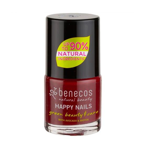Laca De Unhas Cherry Red 5 ml de Benecos