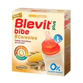 BLEVIT PLUS BIBE 8 CEREAIS 600g