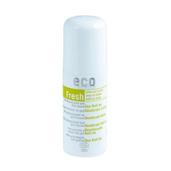Desodorizante Roll-On Fresh 50 ml da Eco Cosmetics