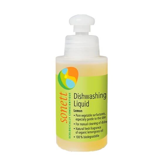 Detergente Loiça Líquido Manual Limão 120 ml da Sonett