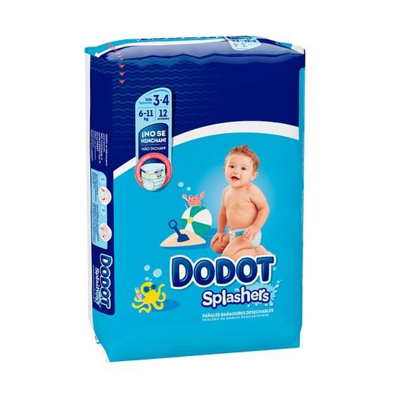 Dodot Splashers 12 Unds da Dodot